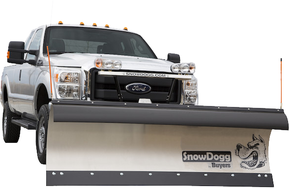 SnowDogg® Snow Plows by Buyers
